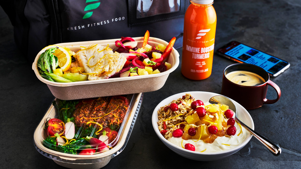 Benefits Of Healthy Food Delivery